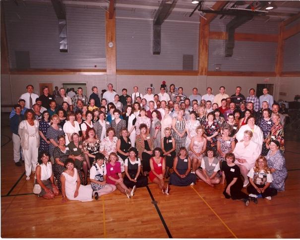 25th Class Photo