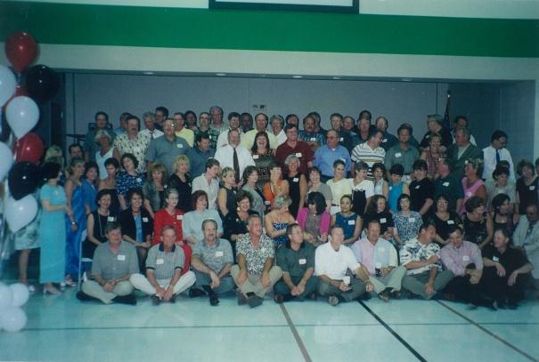 30th Class Reunion