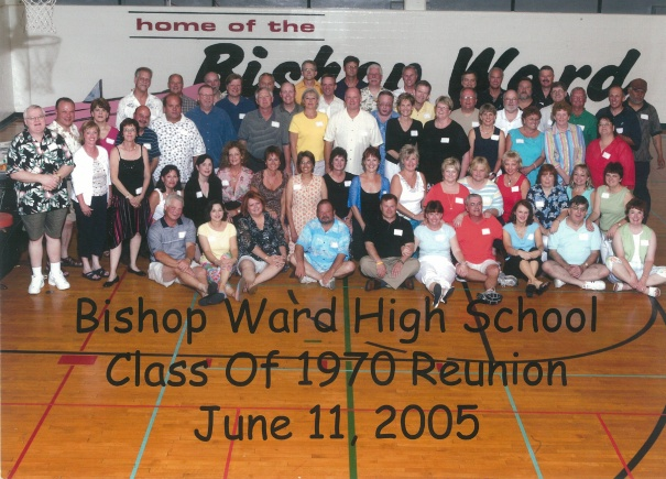 35th Class Reunion Photo