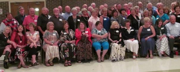 Ward 1970 45th Reunion