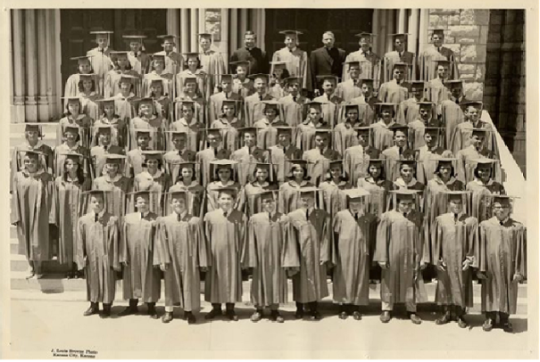 St. Peter's Cathedral Class of 1966